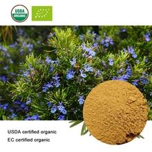 USDA и EC сертифицированный органический экстракт розмарина 10:1