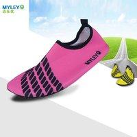 Новый открытый малыш босые ноги обувь кожи Aqua водные виды спорта тапки носки кроссовки сандалии обувь H5