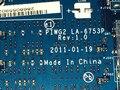 CALIENTE EN RUSIA de TRABAJO + NUEVO!!! envío libre piwg2 la-6753p rev: 1.0 madre del ordenador portátil para lenovo g570 notebook pc