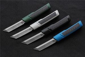 Image 2 - Wysokiej jakości VESPA Ripper, ostrze: M390 (satyna) uchwyt: 7075 aluminium + CF, survival odkryty EDC polowanie narzędzie taktyczne obiad nóż kuchenny