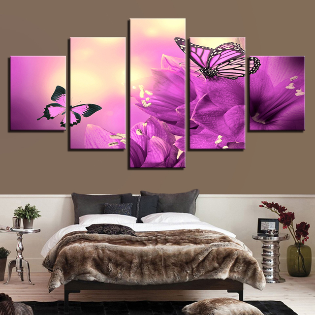 Fine Modern Living Room Paintings Vignette - Living Room Designs ...