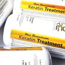 Выпрямления волос кератин лечение способствует заживлению волос 1000 мл кератина лечения с коллагеном