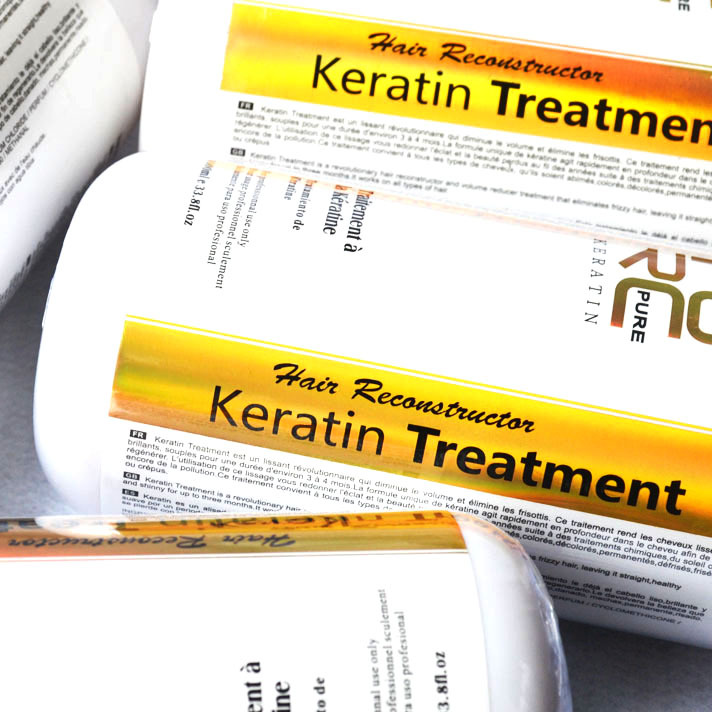 Hair straightening keratin treatment 5% formalin promotes healing of hair 1000ml keratin treatment with collagen free shipping keravit best straightening hair product brazilian keratin treatment damage hair 6pcs lot discount
