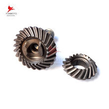 pinions Bevel gear and shaft  for JIANSHE 400CC ATV YH400cc buggy   parts number is F3-580307-0 and F3-581301-0