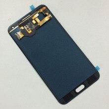 Ограниченное предложение Золото для Samsung Galaxy E7 E700 e700f E7000 E7009 полный Сенсорный экран планшета Сенсор Стекло + ЖК-дисплей Дисплей Панель Мониторы сборки