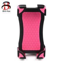 Universal Bicycle Bike Phone Holder Mount Protective TPU 360 Rotating Anti-Slip Phone Bracket for Smart Phones Bike accessories