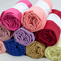 Fashion Autumn Winter Scarf Women Casual Solid Scarf Shawls Promotion High Quality Hot Sale Sunscreen Scarves14 Colors