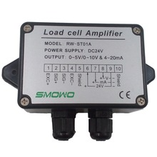 4-20Ma load cell amplifier load cell transmitter 0-10V weight transmitter weighting amplier