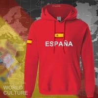 Spanje Spaans Spanjaard ESP heren hoodies en sweatshirts jerseys polo zweet nieuwe streetwear trainingspak naties fleece 2017 vlaggen
