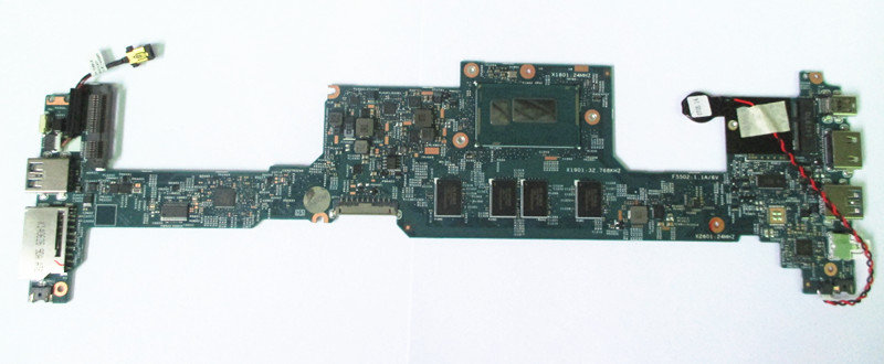 Hight Quality Laptop Motherboard For Acer Aspire S7-392 Motherboard I7-4500U I7-4510U 8GB Memory DDR3 100% Fully Tested
