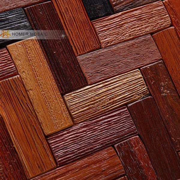 natural wood tiles backsplash natural texture tiles
