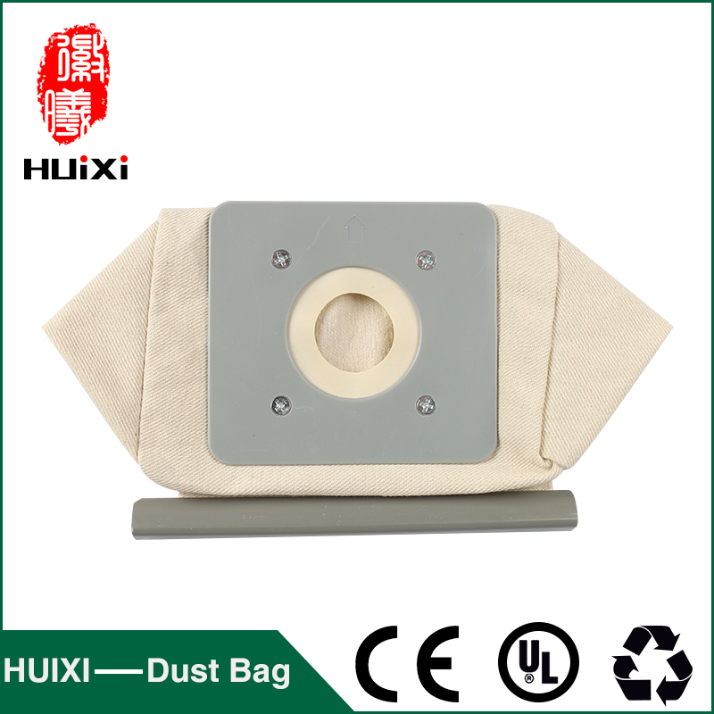 1 pcs Vacuum Cleaner Dust Bag Filter Washable Cloth Bag for QZ11A QZ11B ZW1000-3 ZW1100-206 Z1450 Vacuum Cleaner Accessories vacuum cleaner cloth bag washable dust bag replacement for karcher t17 1 t12 1 t8 1 t14 1 bv5 1 t 10 1