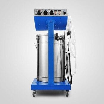 New Electrostatic Spray Powder Coating Machine Spraying Gun Paint System Powder Coating Equipment