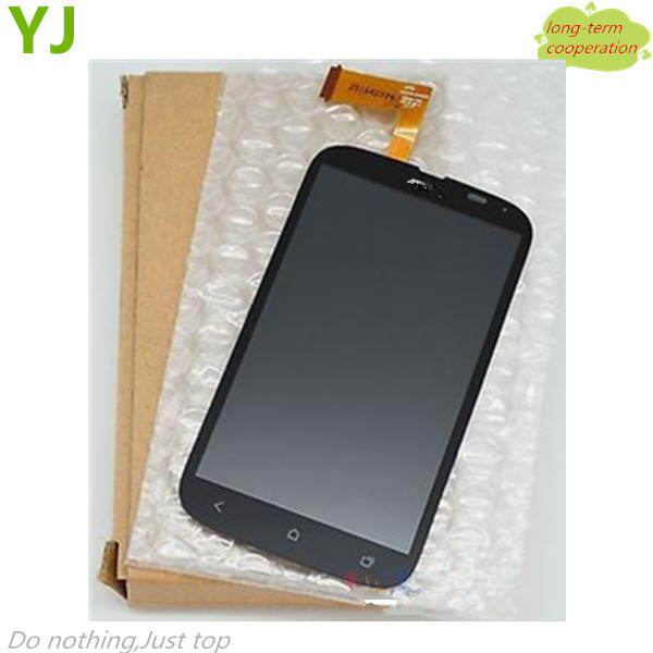 HK Free 100% tested AAA For HTC Desire V T328W LCD Screen and Digitizer Assembly OEM