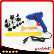 цена на PDR Tools Set Paintless Dent Repair Puller Remover Pulling Bridge Dent Removal Hand Tool Kit for Car Dent Repair Tools PDR Kits