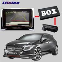 LiisLee Rear Backup Camera Interface Kit For 2010 2014 Benz A W169 W176 B W245 W246 C W204 W205 S204 S205 RMC NavPlus NBT system