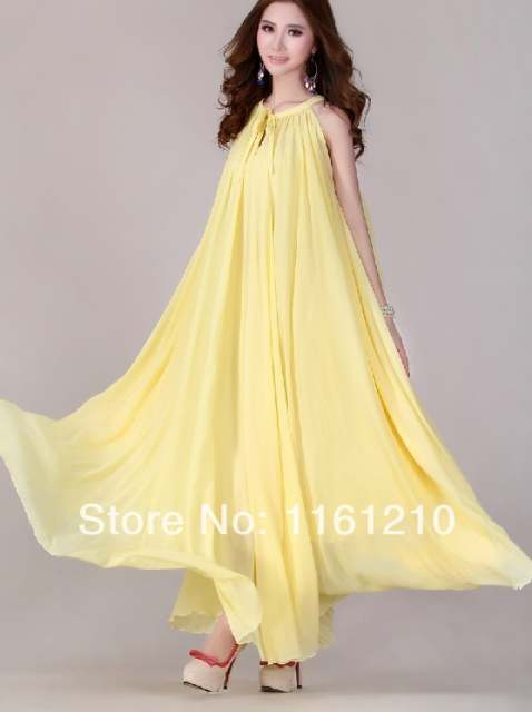 c832fc59efc Online Shop Summer Bridesmaid Sundress Holiday Beach Maxi Dress Beach  Wedding Party Guest Sundress Plus Size Boho maternity