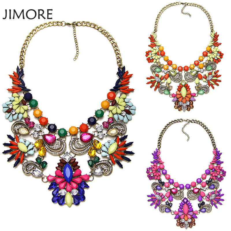 get cheap large statement necklaces aliexpress