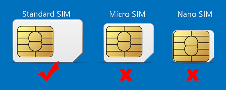 standard card-750-300