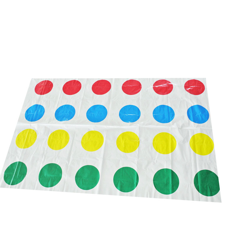 Funny Classic Twister Board Game Family Party Challenge Education Toys