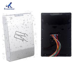 Image 2 - Морозоустойчивая двойная RFID считыватель карт 125 кГц единый контроль доступа к двери IP65 Водонепроницаемый на открытом воздухе 2000 пользователей