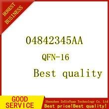 5 pcs 04842345AA QFN-16 04842345 Melhor qualidade