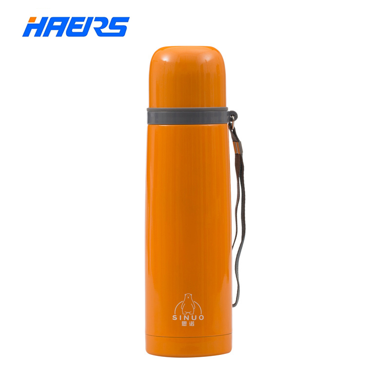 500ml Stainless Steel Thermo Vacuum Flask Thermoses Thermal Coffee Sport Termos Tumbler NB-500-19