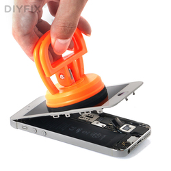 DIYFIX Universal Demontage Heavy Duty Saugnapf Telefon Reparatur Werkzeug für iPhone iPad iMac LCD Screen Eröffnung Werkzeuge 5,5 cm /2.2in
