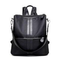 Women Backpacks For Teenage Girls Youth Daypacks New School Shoulder Bag Student Nylon Waterproof Laptop Multifunction