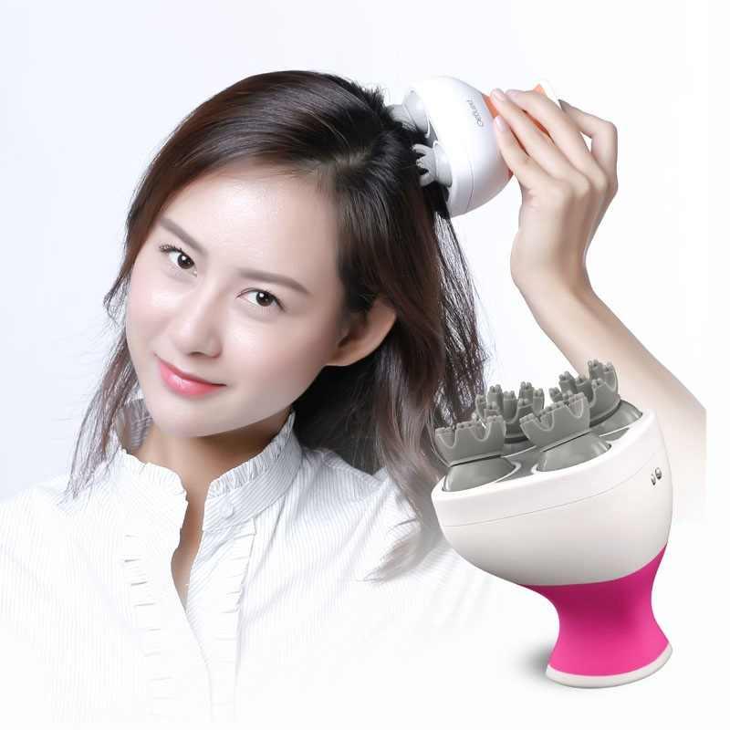 Cofoe Electric 3d Kneading Head Massager Multifunctional Scalp Massager Body Massage Machine Smart Shiastu Massagers Brain Rela