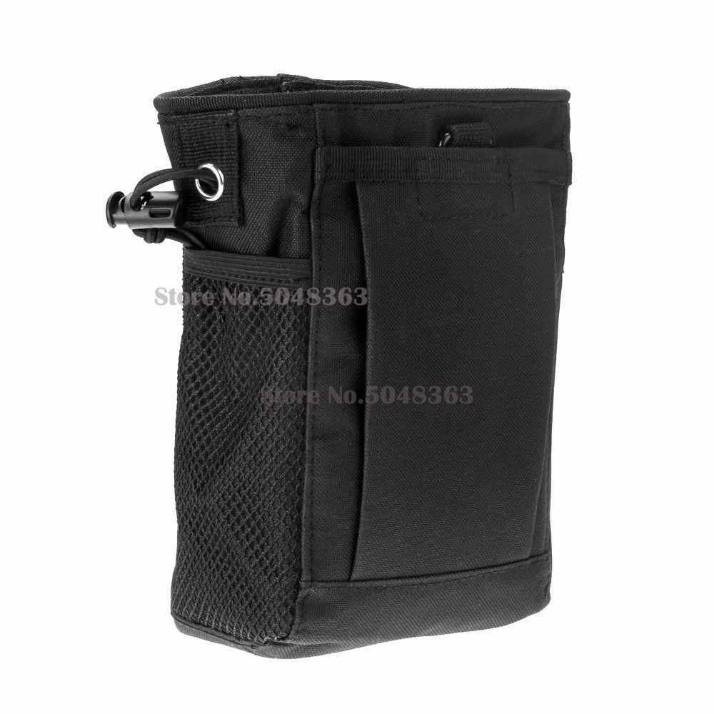 600D Nylon EDC Molle Waist Bags Outdoor Tactical Military Mobile Phone Utility Sundries Pouch Equipment Fanny Pack