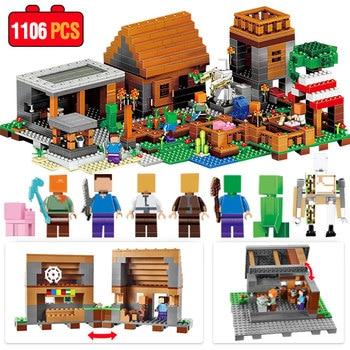 Minecraft Mein Dorf