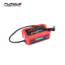 FuriousFPV Smart Electricity Po wer Case V2 for Eachine EV200D FPV Goggles  Remote Control FPV Goggles Spare Parts in stock new arrival eachine ev800 5 inches 800x480 fpv video goggles 5 8g 40ch raceband auto searching build in battery