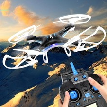 JJRC H5P 2MP HD 4CH 2.4G 6-Axis Gyro Headless Mode RC Quadcopter Drone With LED Night Lights 66