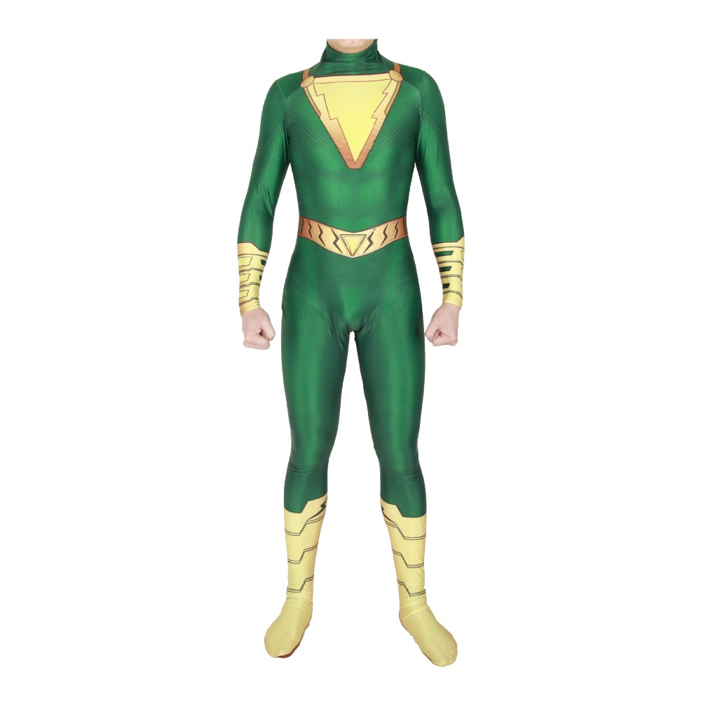 Costumes New Captain Marvel Freddy Freeman Cosplay Costume Green Suit Boots Halloween Clothing Shoes Accessories Quiebre Cl Shop for captain marvel costume online at target. quiebre cl