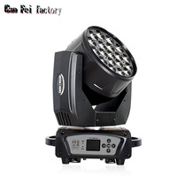 Inno Color Beam professional Disco 19X15W DMX RGBW Stage Light Moving Head Beam Party