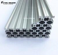 OX CNC v-slot linear Rail frame parts  v-slot Perfil de extrusión de aluminio kits