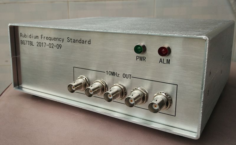Atomic Clock High Precision And High Stability Frequency Standard Frequency Reference LPRO-101