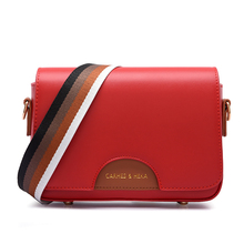 2019 Leather Bags Luxury Cross Body Bag Women Shoulder Messenger Bags Women's Summer Fashion Small High Quality Female Flap Red brown bag high quality leather messenger bags brand fashion design cross body flap box handbag black green white color