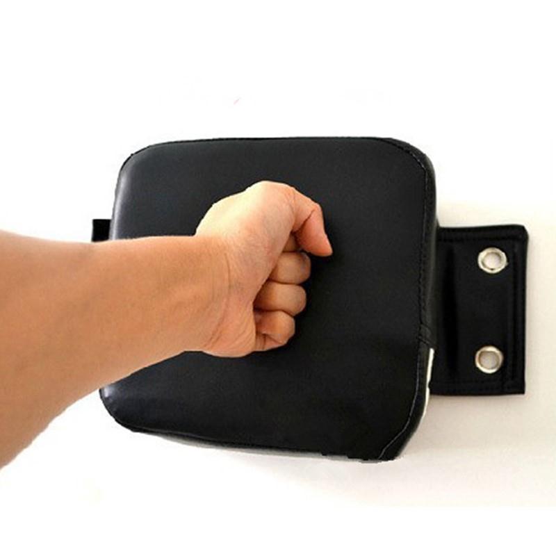 Forfar PU Wall Punch Boxing Bags,Pad Focus Target Pad Wing Kung Fu Chun Boxing Fight Sanda Taekowndo Training Bag Sandbag