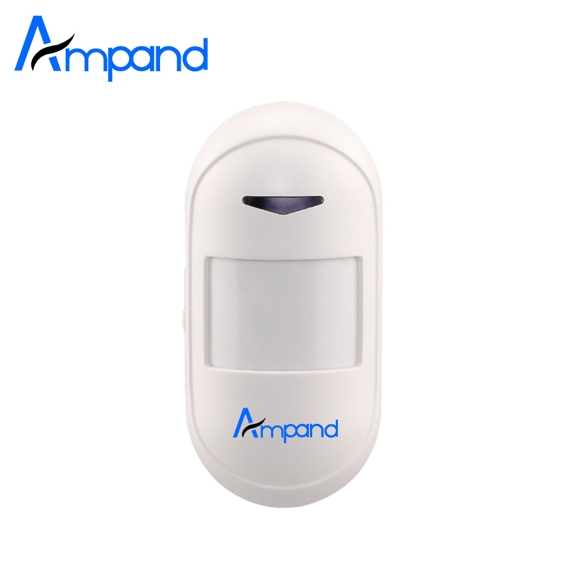 Ampand 433MHZ Universal Wireless PIR Infrared Motion Sensor for Our Home Security GSM WIFI Alarm System 433mhz g90b intruder home alarm wireless security gprs gsm wifi alarm system with pir motion sensor wireless smoke detector