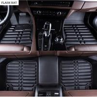custom made car floor mats for skoda kodiaq skoda superb 2 3 2013 2018 rapid karoq Octavia Auto accessories car mats