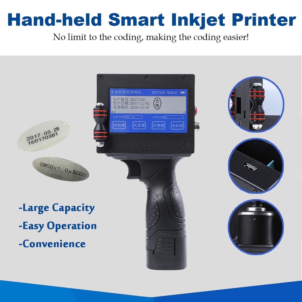 Aliexpress Com Buy Handheld Smart Date Coder Inkjet Printer Ink Rh Parts Catalogue Breakdown: Denso 468100 5092 Wiring Diagram At Shintaries.co