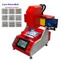 Авто CNC iPhone ремонтный станок IC фрезерный станок с ЧПУ для iPhone 6/6 P/6 S/6SP/7/7 P/8/8 P/X с относительными файлами