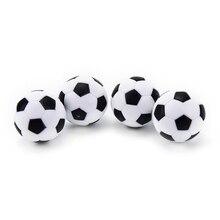 Новинка, 4 шт., 32 мм, пластиковый футбольный мяч, футбольный фуксбол, Soccerball, спортивные подарки, круглые домашние игры, Настольный футбол