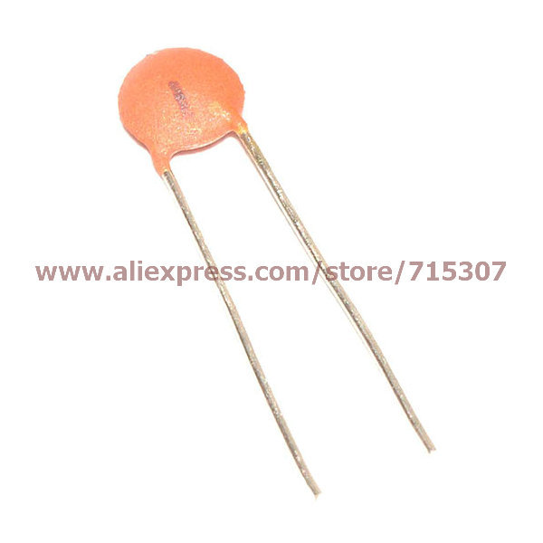 1000PCS Ceramic Disc Capacitors 50V 30pF