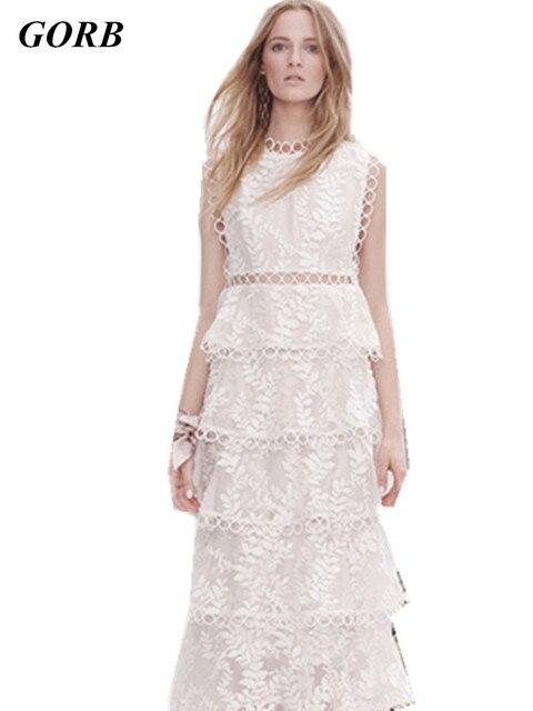GORB 2017 Neueste frauen Weihnachtsfeier Kleid Mode Marke High end ...