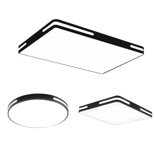 Ультра-тонкий квадратный светодиодный потолочный светильник современный светильник для гостиной светильник для спальни кухонной поверхн...