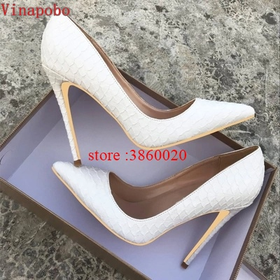 Pointed Pumps Ladies Leather