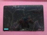 13.3 Ноутбук ЖК дисплей сенсорный дигитайзер Экран для Lenovo IdeaPad Йога 2 Pro 13 из натуральной кожи новые светодиодные панели w/ ободок 3200*1080 ltn133yl01